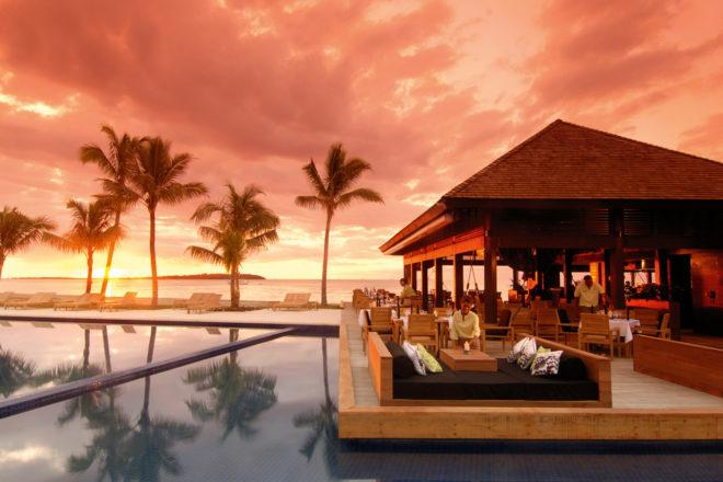 Fiji Beach Resort and Spa.