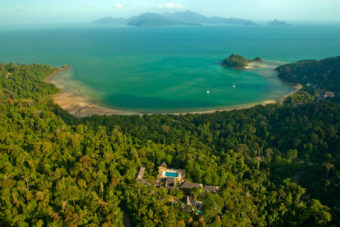 Sleep among the trees in these new beach villas at The Datai, Langkawi.