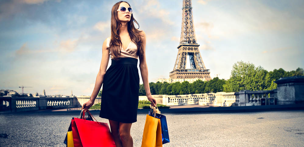 Paris shopping is not all about the Champs-Elysees; try Rue Saint Honore for high end brands and great boutiques.