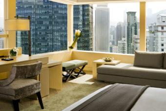 The Upper House, Hong Kong.