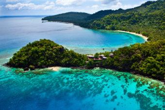 Laucala island resort, Fiji.