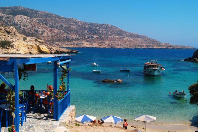 Taverna Karpathos, Greece