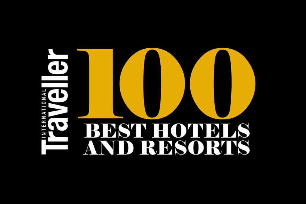 International Traveller's 100 Best Hotels and Resorts