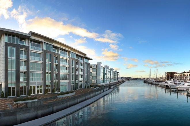 Sofitel Auckland, New Zealand.