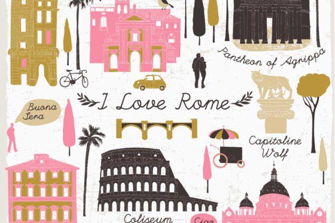 Rome guide.