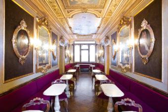 Caffè Florian, Venice.
