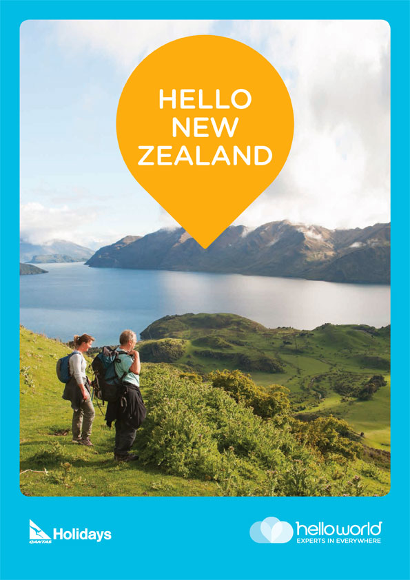Hello New Zealand