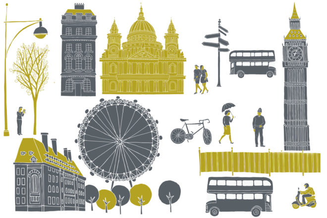 Five-minute guide to London