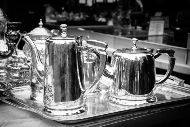 Paris tea salon