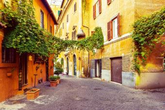Rome, Italy.