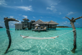 Hammock Crusoe Residence Gili Lankanfushi