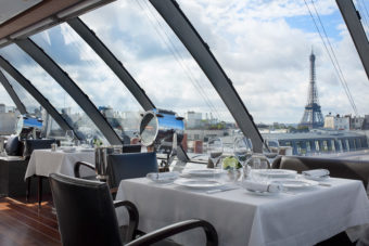 LOiseau Blanc Paris restaurant