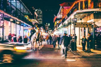 Louisiana night life entertainment