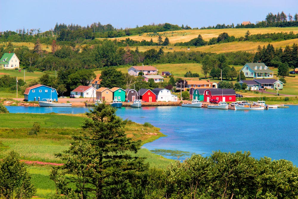 Prince Edward Island Beyond Anne Of Green Gables