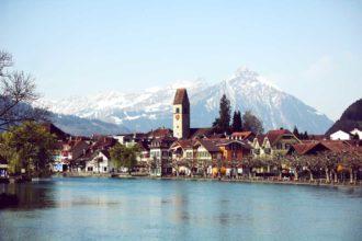 Switzerland city guide interlaken