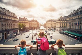 travel with kids children family
