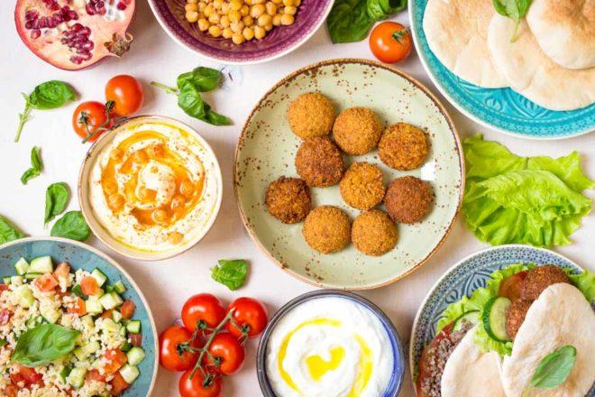 Egyptian delicacies
