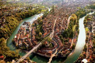 Bern Old Town Switzerland
