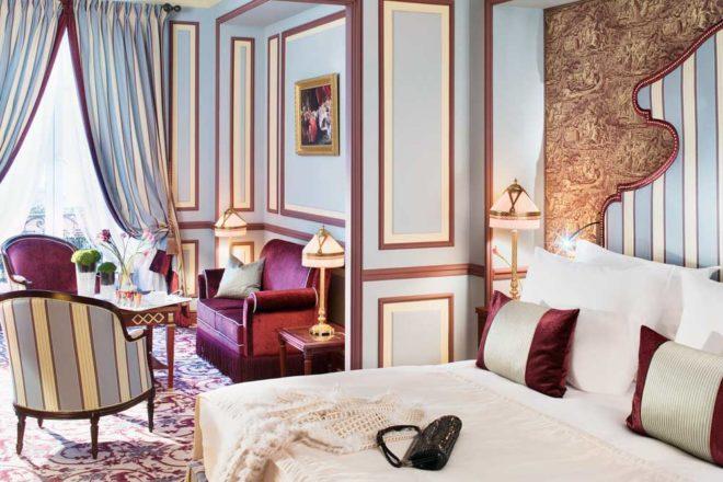 Room at La Grande Maison in Bordeaux
