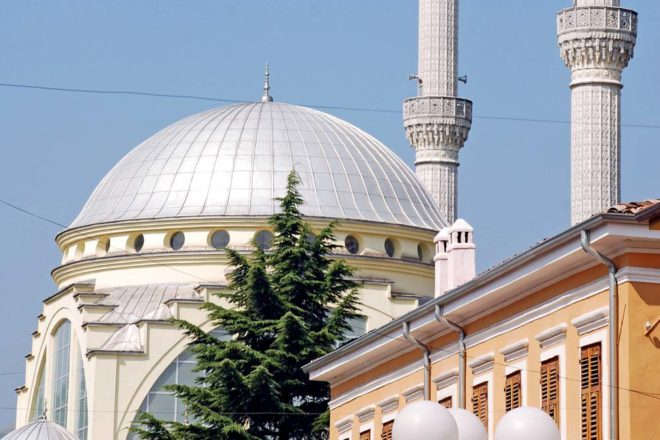 Mosque in Shkodër, Albania