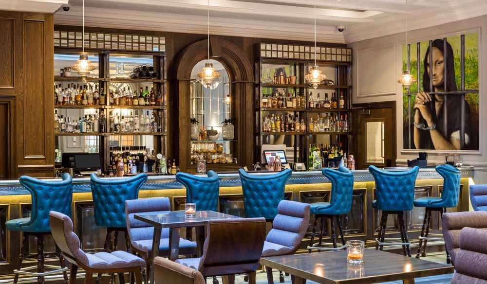 London hotel reviews quirky