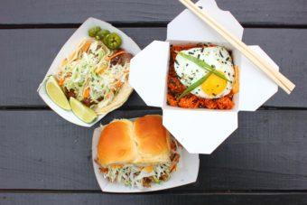 Marination Ma Kai Seattle Korean Hawaiian food