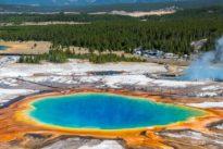 Yellowstone USA National Park