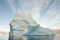 Scandinavia Greenland's great fjord system offers some of the world's most stunning natural spectacles