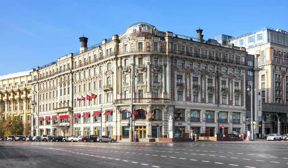 Russia stays hotel CBD